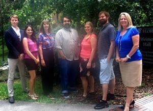 JOU3109 teaching team Fall 2013