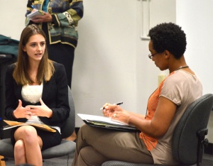 Nadene Reynolds interviews Michaela Beeda