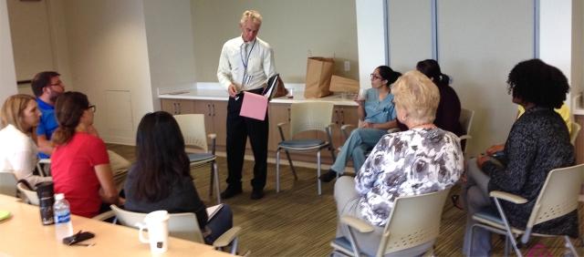 K-College CTSI workshop on teaching