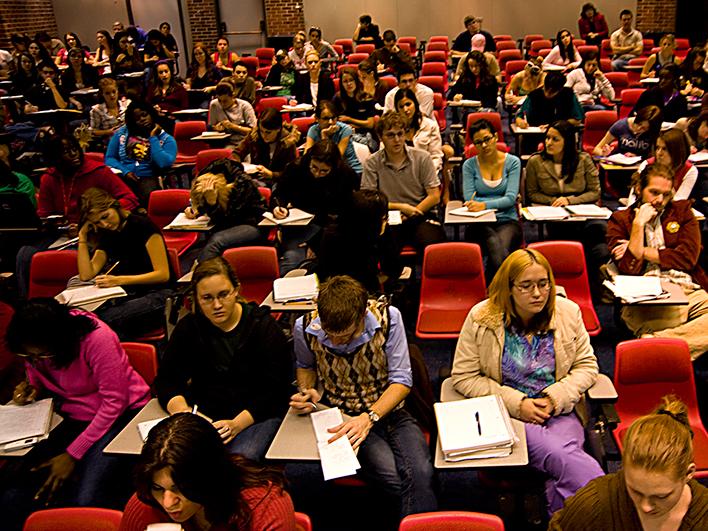 UF auditorium