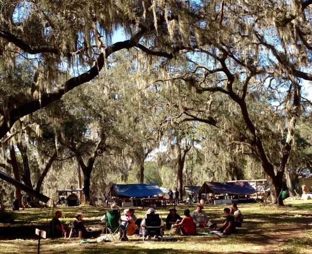 Florida Earthskills Gathering 2017