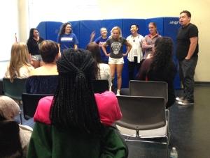 Improv Acting class - University of Florida