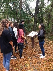 environmental studies field trip