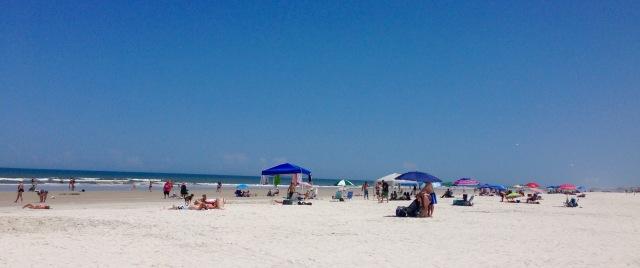 Crescent Beach - photo by Julie Dodd