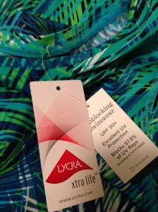 UPF 50 label