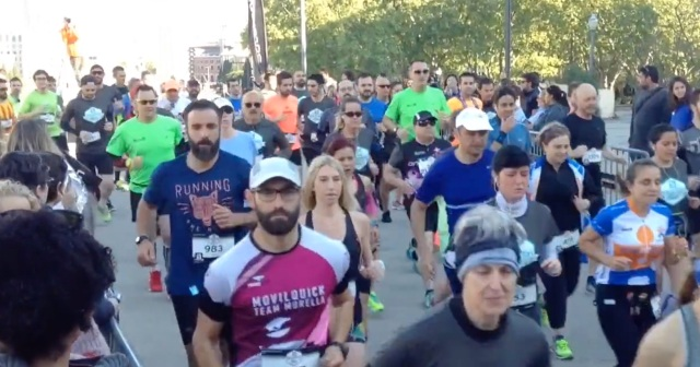 Salomon Run Barcelona 2017