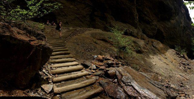 Alum Bluff Cave - photo by Julie Dodd