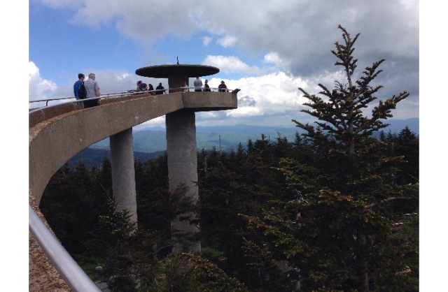 Clingsman Dome in GSMNP