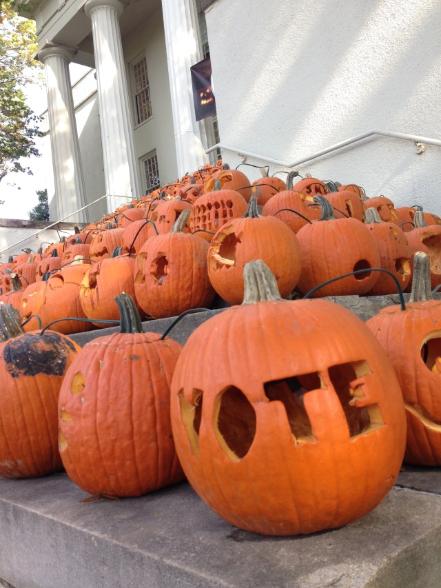 vote pumpkin