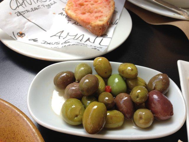 olivas in Barcelona